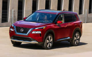 Nissan X Trail 2020 обзор