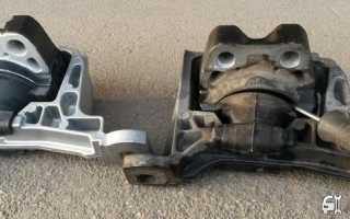 Форд фокус 2 замена задней опоры двигателя — расписываем по пунктам
