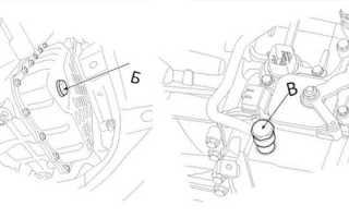 Замена масла в коробке Киа Спортейдж 3 — обобщенный взгляд