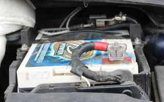 Как снять аккумулятор Ford Focus 3: распишем все нюансы