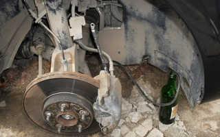 Как прокачать тормоза на Форд Фокус 2: разбираемся в сути