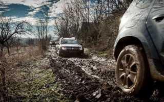 Какой дорожный просвет у рено дастер: изучаем главное