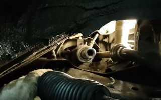 Киа рио 3 ремонт рулевой рейки своими руками: знакомим с вопросом