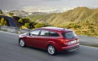 Форд фокус 3 универсал рестайлинг обзор