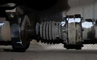 Замена подвесного подшипника Киа Спортейдж 3: излагаем подробно