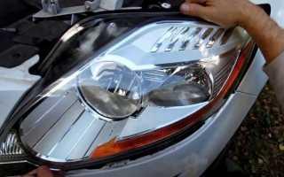 Как на форд фокус 3 поменять лампу ближнего света — разъясняем обстоятельно