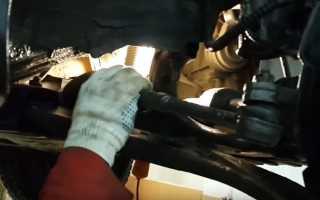 Ремонт рулевой рейки Киа Рио (видео)