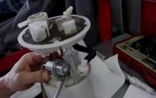 Топливный фильтр Киа Рио 3 замена видео (видео)
