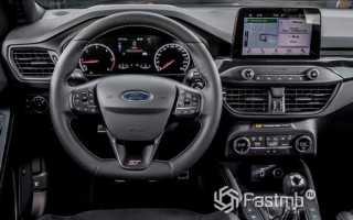 Форд фокус универсал 2020 обзор
