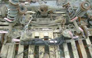 Ремонт подвески Форд Фокус 2 — рассмотрим подробно