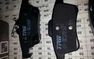 Как заменить задние тормозные колодки на Форд Фокус 2 дисковые тормоза: освещаем вопрос