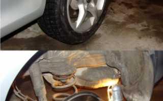 Замена задних колодок Opel Astra h — разбираем по пунктам