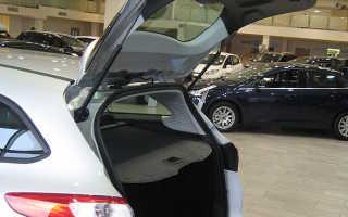 Замена стоп сигнала Форд Фокус 3 хэтчбек: изучаем подробно