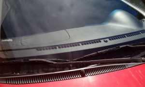 Как снять дворники на киа рио (видео)