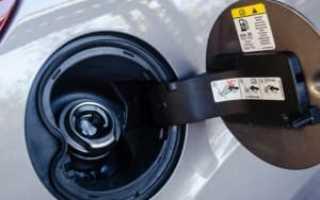 Объем бака Форд Фокус 3 хэтчбек — описываем детально