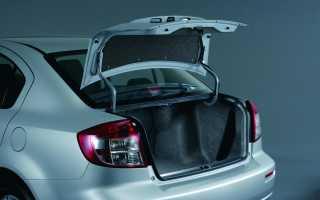Не открывается багажник Форд Фокус 3 седан что делать — расписываем по порядку