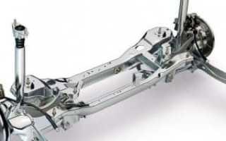 Ремонт задней подвески Форд Фокус 2 своими руками: рассматриваем вопрос