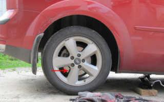 Как поменять задние колодки на Форд Фокус 2 — рассматриваем суть