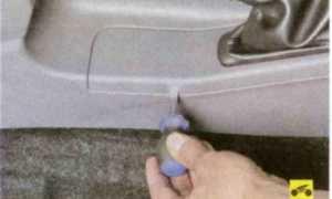 Форд Фокус 2 как подтянуть ручник — излагаем все нюансы