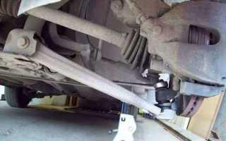 Замена заднего сайлентблока переднего рычага Форд Фокус 2: разъясняем тщательно