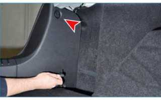 Как снять заднюю фару на Форд Фокус 3 хэтчбек — изучаем детально