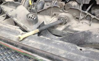 Форд Фокус 2 сломался замок капота как открыть капот: познаем подробно