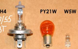 Замена поворотника лампы Рено Логан — кратко и понятно