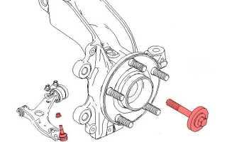 Форд фокус 2 замена подвесного подшипника — рассмотрим тщательно