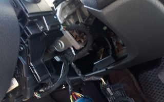 Форд Фокус 2 ремонт замка зажигания