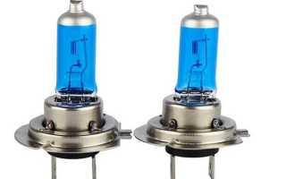 Форд фокус 2 какие лампы: расписываем суть