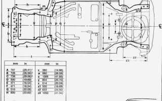 Объем Опель Астра h багажника: разбираемся по порядку