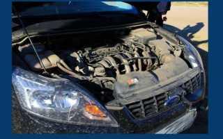 Форд Фокус 2 рестайлинг не заводится — изучаем во всех подробностях