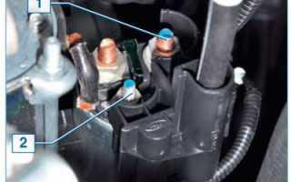 Как снять стартер Форд Фокус 2: изучаем суть