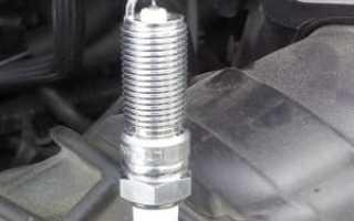 Форд фокус 2 замена свечей — описываем по порядку