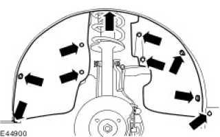 Форд Фокус 2 замена ремня кондиционера: излагаем суть