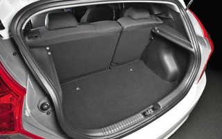 Хендай солярис седан размеры багажника — излагаем все нюансы