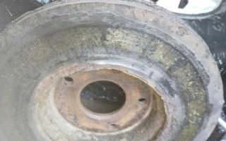 Форд Фокус 2 рестайлинг замена тормозных дисков: освещаем тщательно