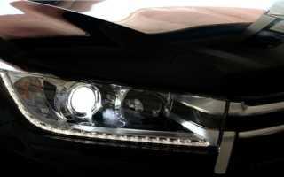 Какая лампочка ближнего света на Форд Фокус 2 рестайлинг: разъясняем развернуто