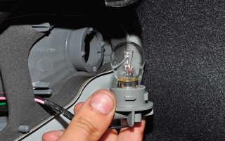 Замена лампы дополнительного стоп сигнала Хендай Солярис: наша точка зрения на вопрос