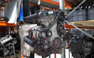 Ремонт двигателя Форд Фокус 2 (видео)