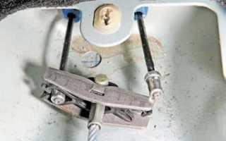 Как подтянуть ручник на рено дастер полный привод: что необходимо знать