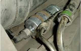 Где находится фильтр топливный форд фокус 2 — разбираем по порядку
