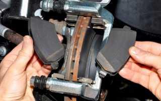 Колодки на седан Фольксваген Поло — разбираемся по пунктам